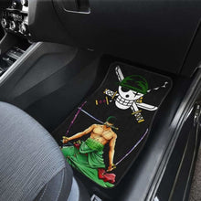 Load image into Gallery viewer, Zoro One Piece Car Floor Mats Universal Fit 051912 - CarInspirations