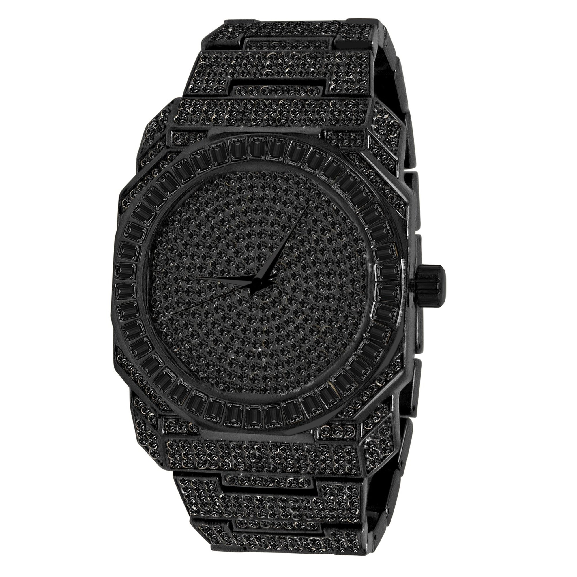 BELVEDERE Ice Master Watch - Vanessa Stylez Boutique