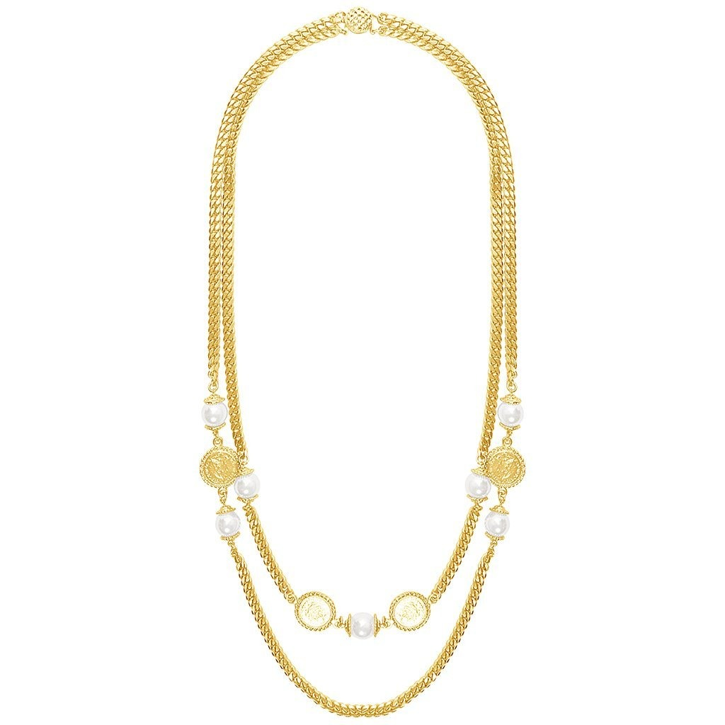 Adrienne Layered Necklace - Vanessa Stylez Boutique