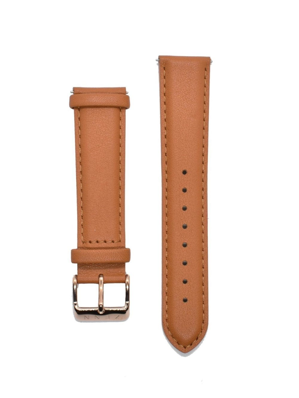 Classique Tan Leather Strap - Vanessa Stylez Boutique