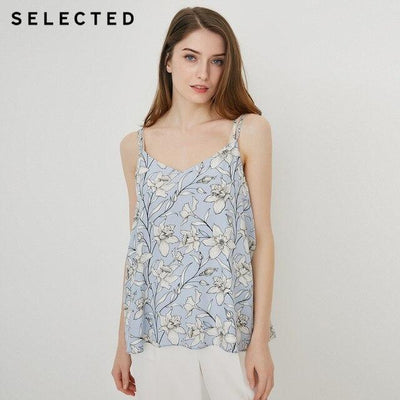 Summer Loose Fit Casual Printed Tops - Vanessa Stylez Boutique