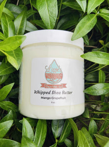 Lizzie's Whipped Shea Butter 4 oz