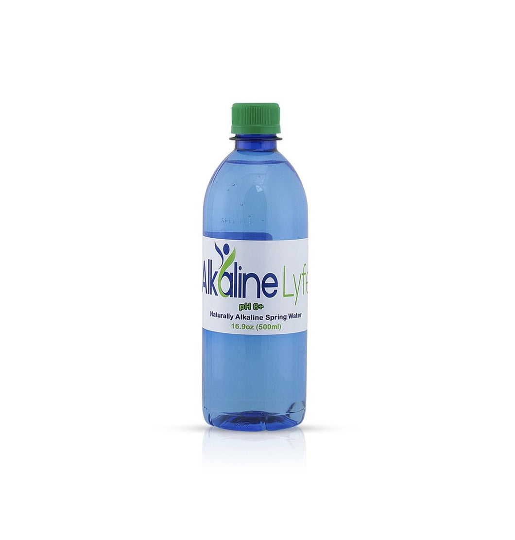 ALKALINE LYFE WATER - (2) 24 pack (16.9OZ)
