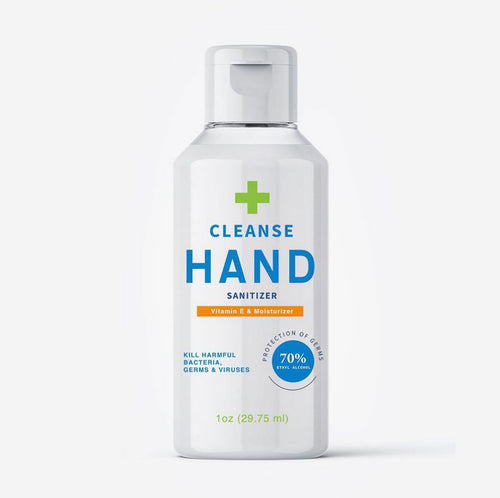 Cleanse Hand Sanitizer 5 pack
