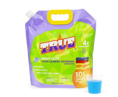 101 Loads True Laundry Detergent