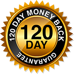 Peak Male and Lean Factor 120-day money back guarantee