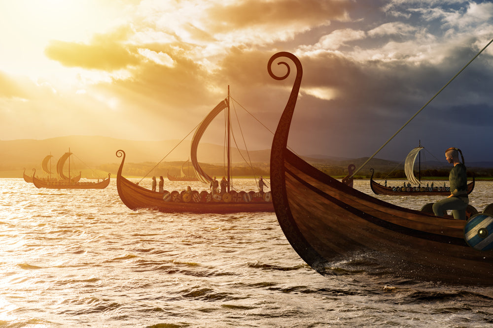 Viking Warriors used the same adaptogens that are in Peak Male