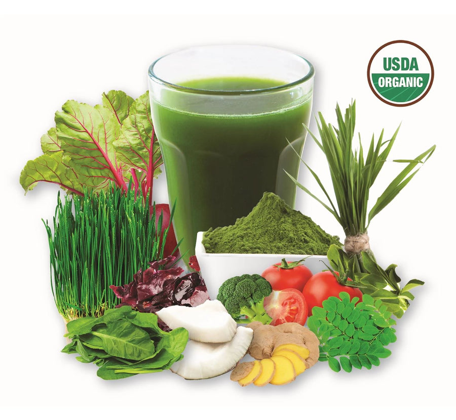 Green Power - Organic Delicious Greens Weight Loss Lean Factor 5 lbs