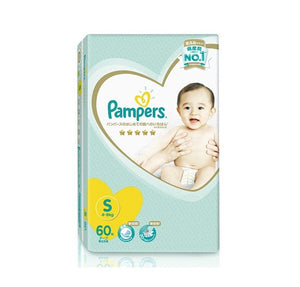 Pampers Ichiban Diapers 幫寶適紙尿片細碼S60 - Tape