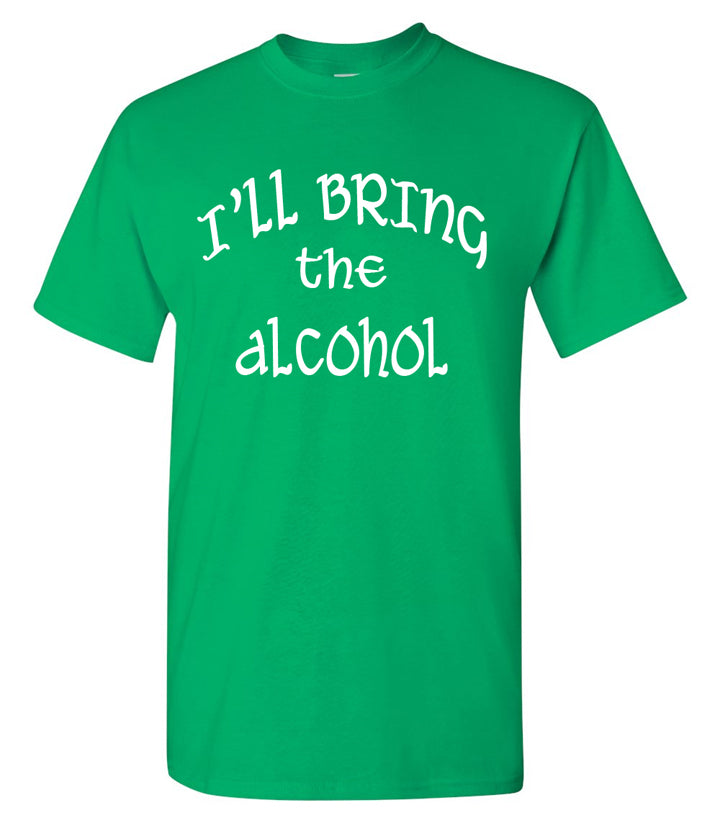 I'll Bring the Shenanigans T-shirt St. Patrick's Day (Bad Decisions, Bail Money, etc.)