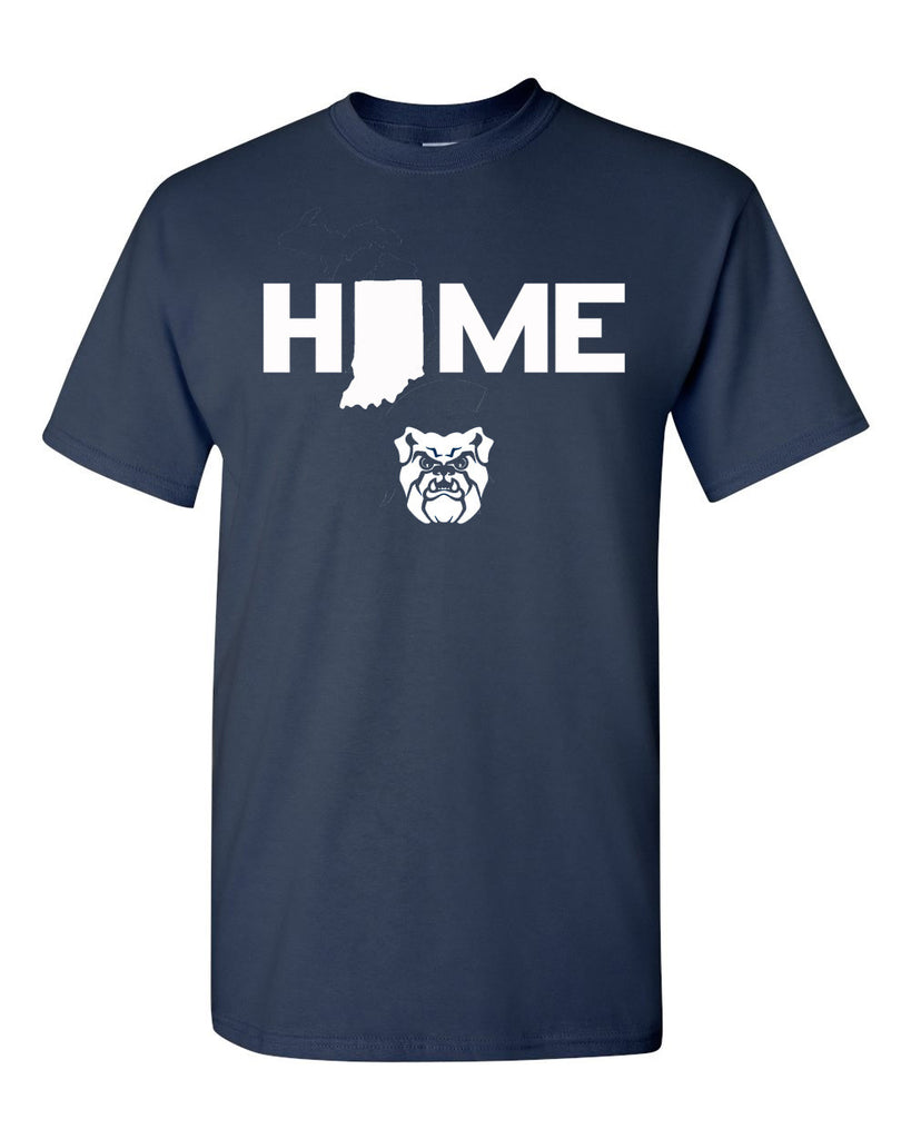 Butler University Bulldogs Home T-Shirt