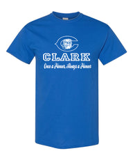 Clark Pioneer Legacy T-Shirt, Hoodie and Long Sleeve