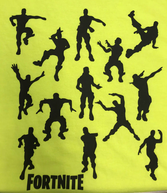 Fortnite Dances T-Shirt