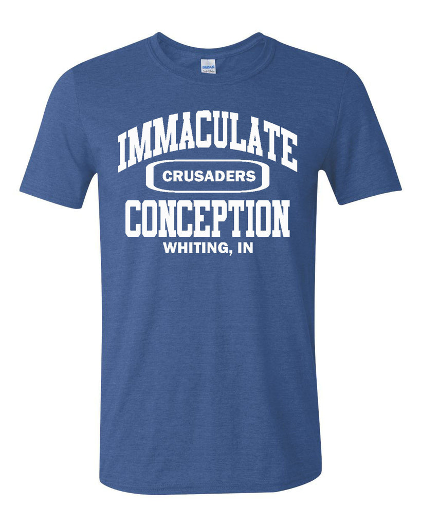 Immaculate Conception Whiting Indiana T-Shirt