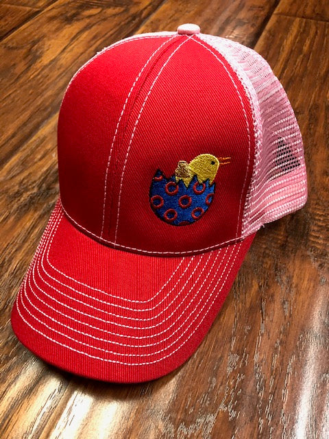 Phish Chick Trucker Style Hat