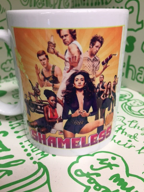 Shamelss TV Show Coffee Mug