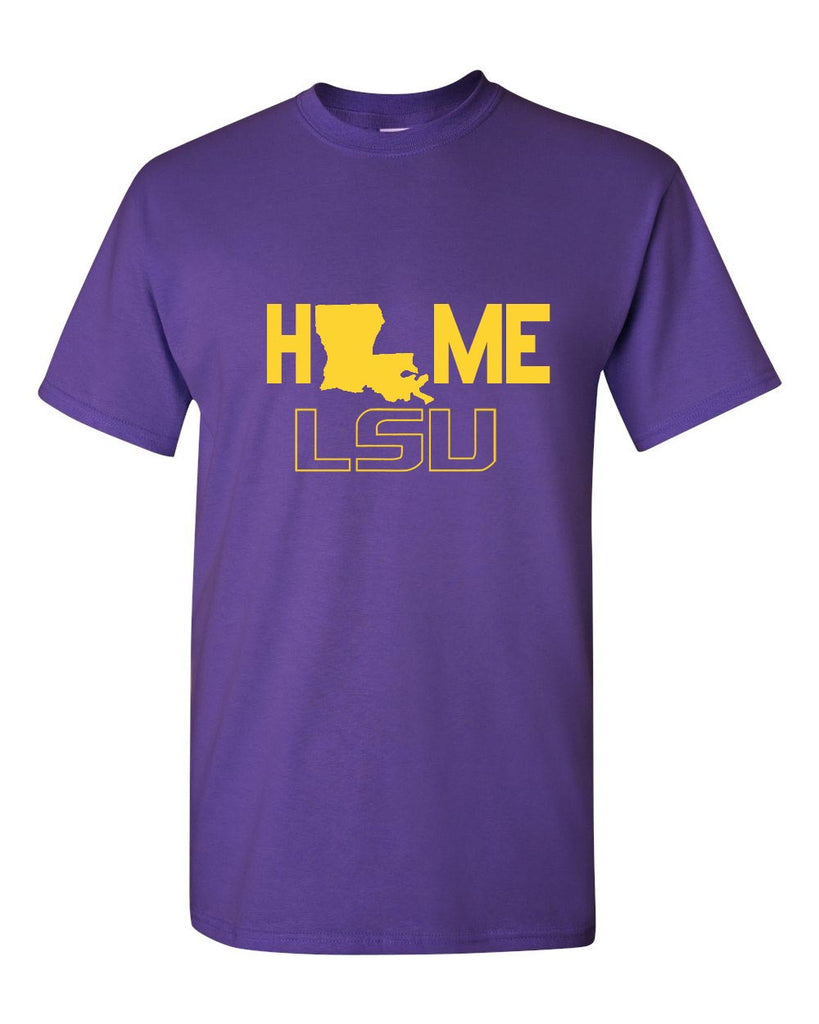 LSU Tigers Home T-Shirt