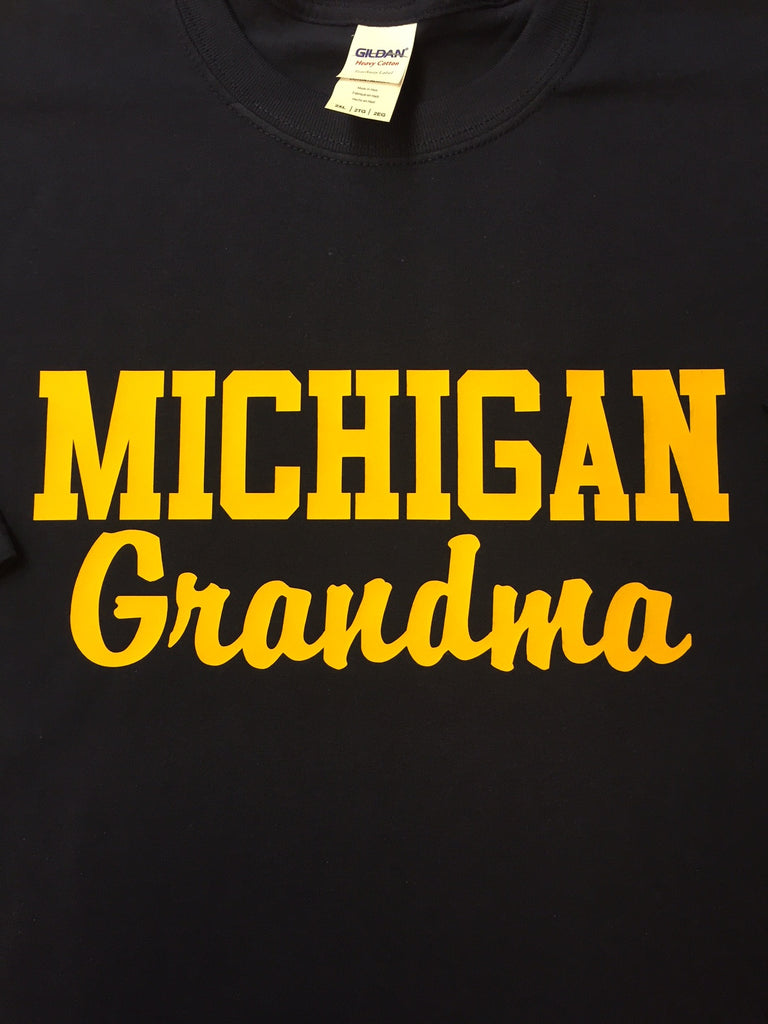 Michigan Grandma T-Shirt