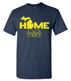 University of Michigan Home T-Shirt