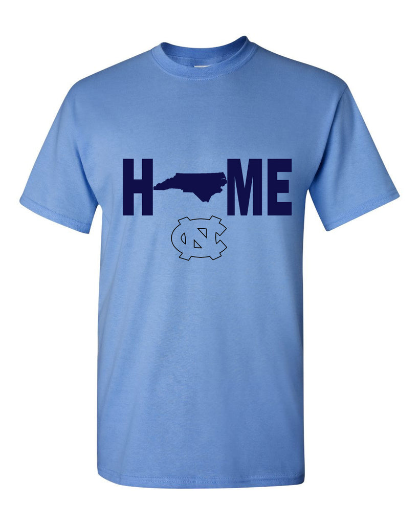 University of North Carolina Tarheels Home T-Shirt