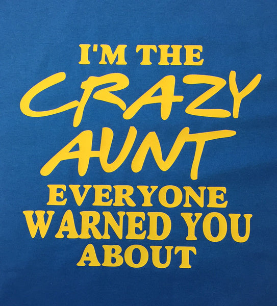 I M The Crazy Aunt Everyone Warned You About The Junkyard