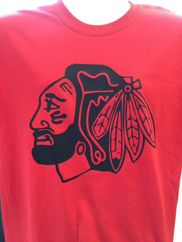 Fear the Beard Blackhawks T-Shirt