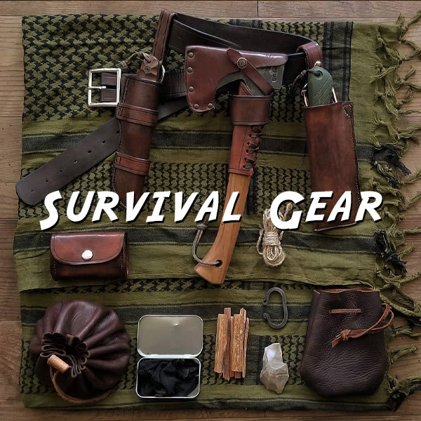 SHOP SURVIVAL GEAR