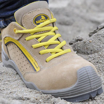 heavy duty outdoor safety shoes