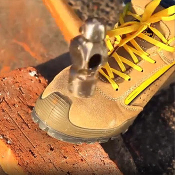 torture tested safety shoes