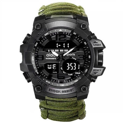 Paracord Survival Watch