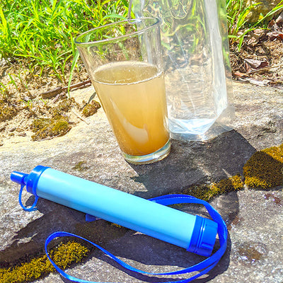 Portable Water Filter Straw