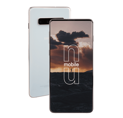 Refurbished Samsung Galaxy S10, 128GB, Good as nu