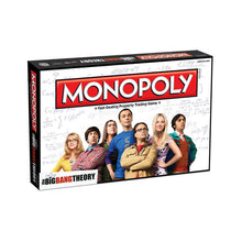 Load image into Gallery viewer, Monopoly Game: The Big Bang Theory - Toy Centre
