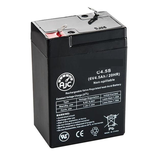 6v Battery 4.0AH - Toy Centre