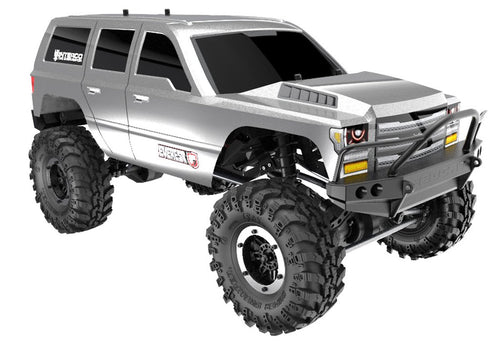 Redcat Everest Gen7 Sport 1/10 Scale Electric RC Scale Rock Crawler - Silver - Toy Centre