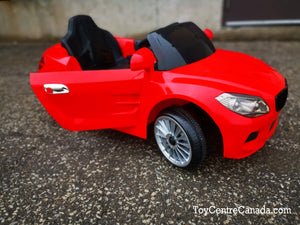 Bmw Ride ON Replica - Red - Toy Centre