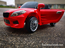 Load image into Gallery viewer, Bmw Ride ON Replica - Red - Toy Centre
