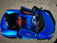 Load image into Gallery viewer, La Ferrari Replica Kids Ride on Car with Remote - Blue - Toy Centre