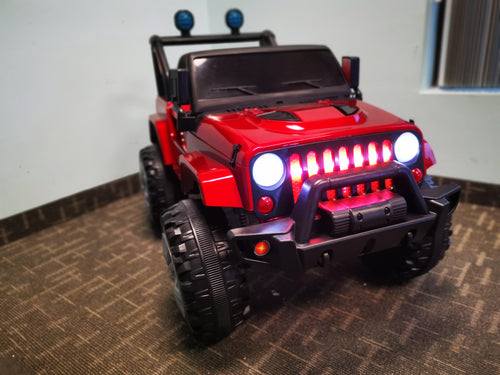 Jeep Replica ride On - 2 Seater - Toy Centre