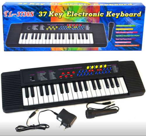 Miles Kiddies Electronic keyboard 3738 Piano - Toy Centre