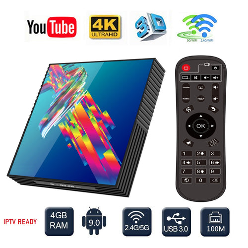 Android Tv Box - IPTV Ready - Toy Centre