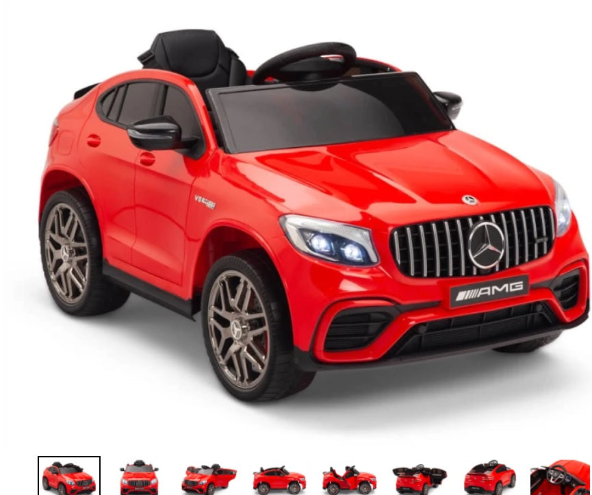 Mercedes-Benz GLC Coupe - Toy Centre