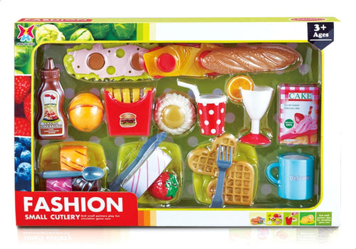 Restaurant Food Set - Toy Centre