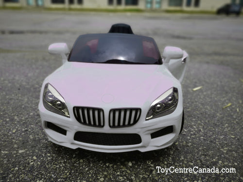 Bmw Ride ON Replica - White - Toy Centre