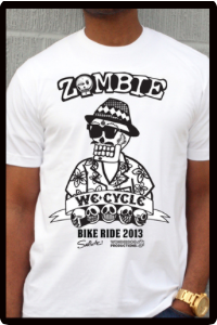 2013 Zombie Joe T-Shirt - White