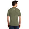 2017 Zombie Men's Limited Edition Einstein Tee - Military Green Frost