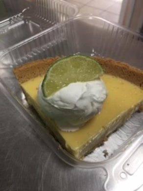 Key Lime Pie - (serves 6-8)