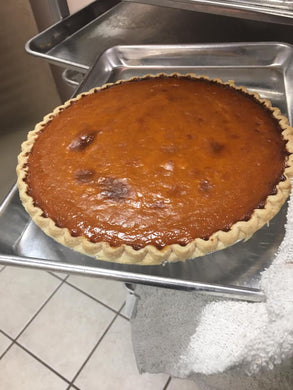 Pumpkin Pie - 10