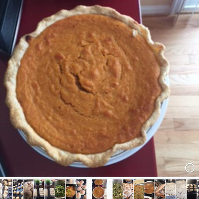 Sweet Potato Pie - 10