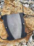 Two-Tone Leather Armguard